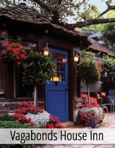 carmel bed and breakfast vagabonds house inn