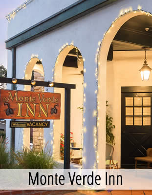 carmel bed and breakfast inn monte verde inn