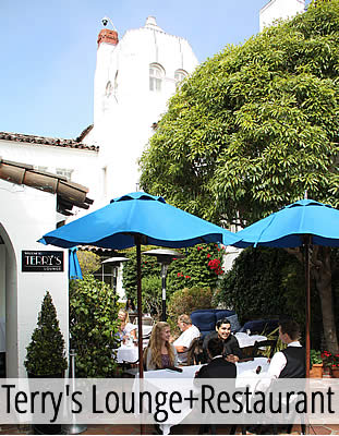 terry's lounge at cypress inn carmel by the sea hotel & restaurant