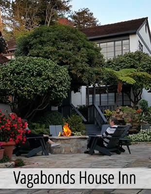 carmel vagabonds house inn bed and breakfast